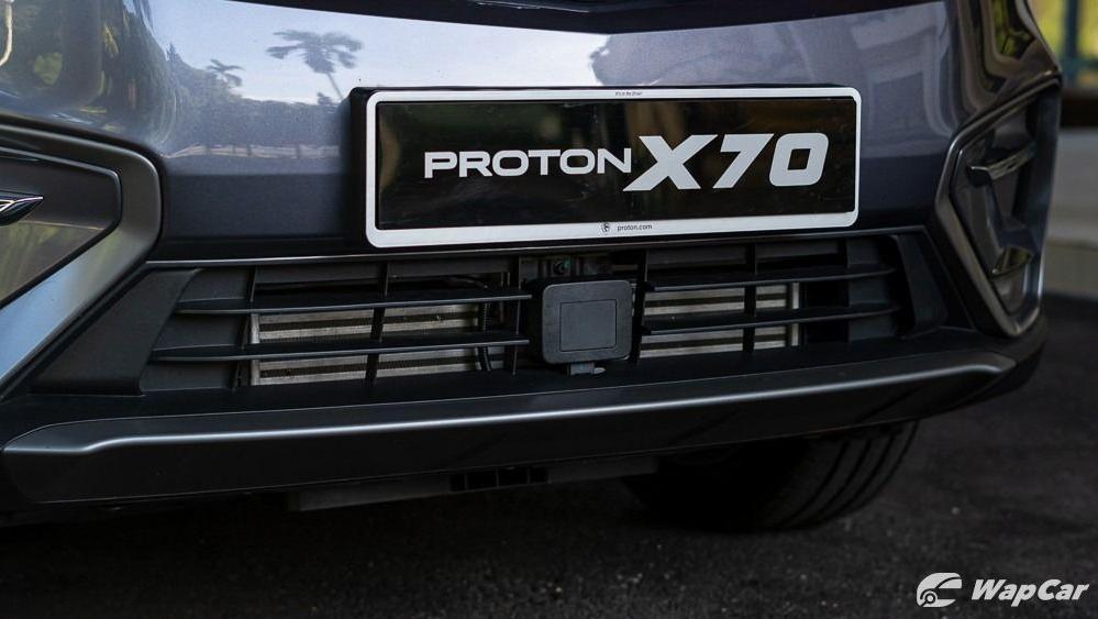 2020 Proton X70 1.8 Premium 2WD Exterior 037