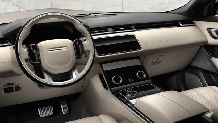 Land Rover Range Rover Velar (2018) Interior 003