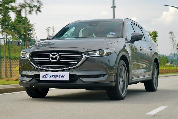 Ratings: 2019 Mazda CX-8 2.2D High - A 6-seater SUV with negligible weaknesses