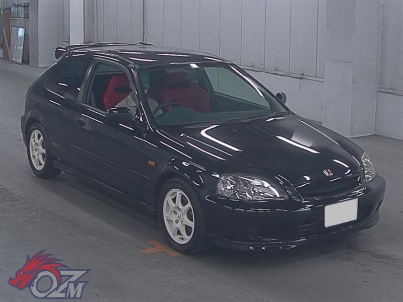 Honda Civic ini dijual pada harga lebih RM 300,000. Lagenda JDM! 02