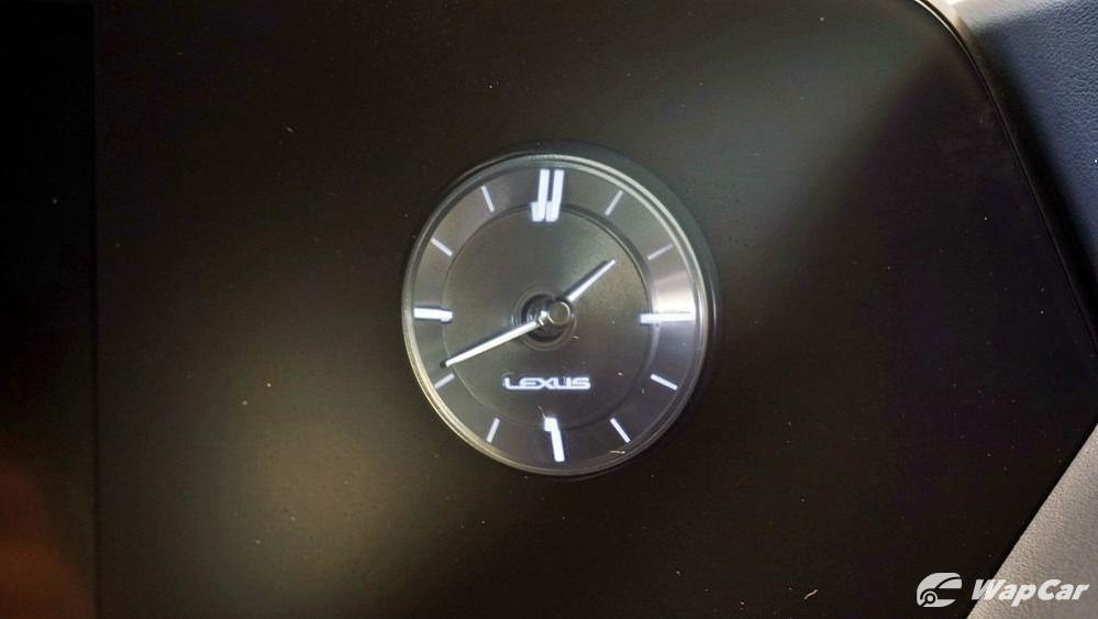 2020 Lexus UX 200 Urban Interior 055