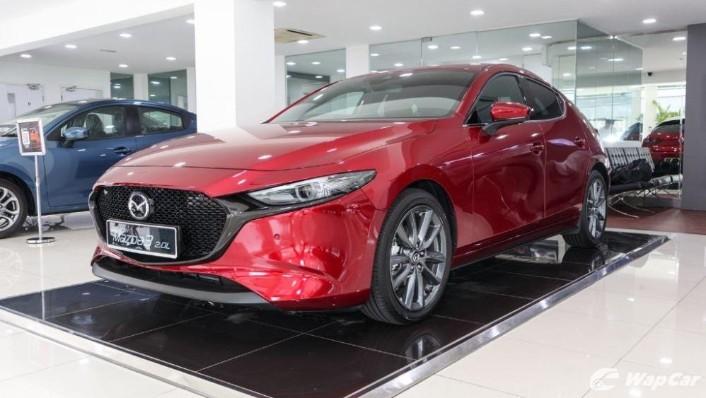 2019 Mazda 3 Liftback 2.0 SkyActiv High Plus Exterior 001
