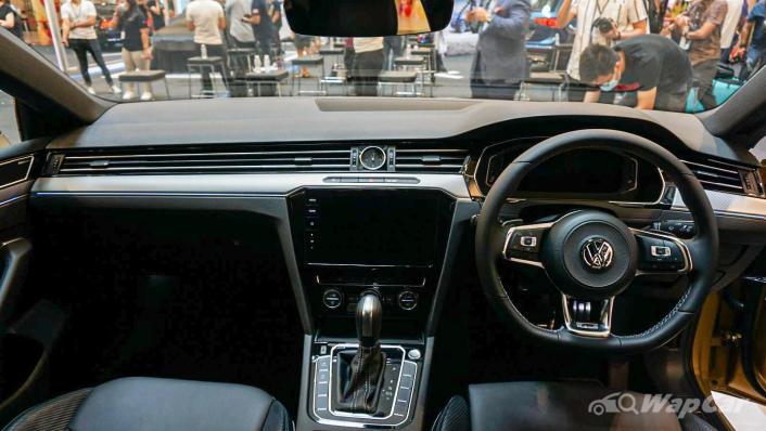 2020 Volkswagen Arteon 2.0 TSI R-Line Interior 001