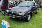 Immaculate 1989 Proton Saga Black Knight Edition wins classic car award!