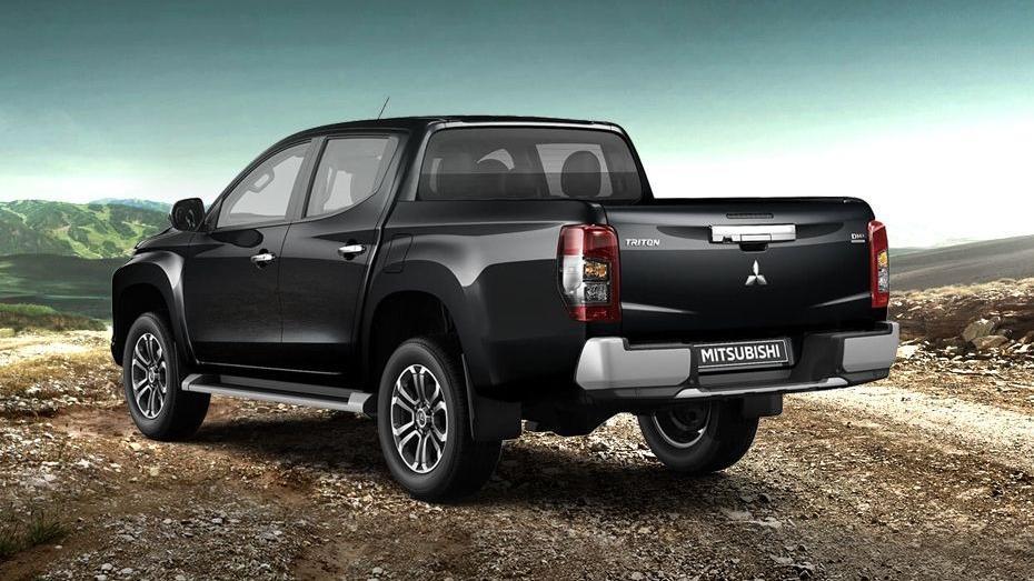 Mitsubishi Triton (2019) Exterior 005