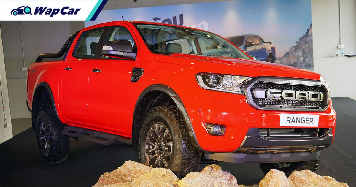 Thailand's 2021 Ford Ranger FX4 Max is a budget Raptor with 213 PS 01