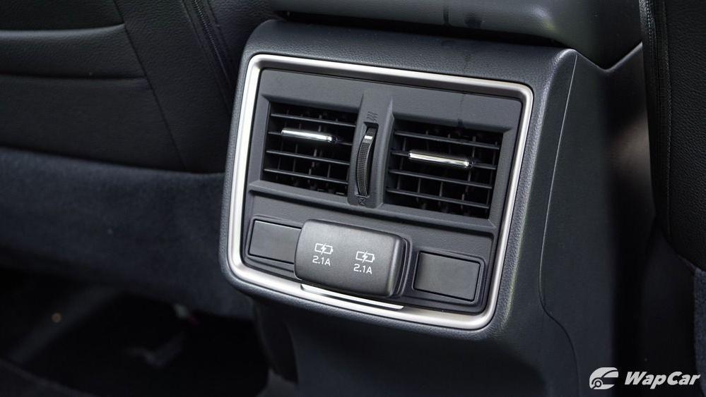 2019 Subaru Forester 2.0i-S EyeSight Interior 021