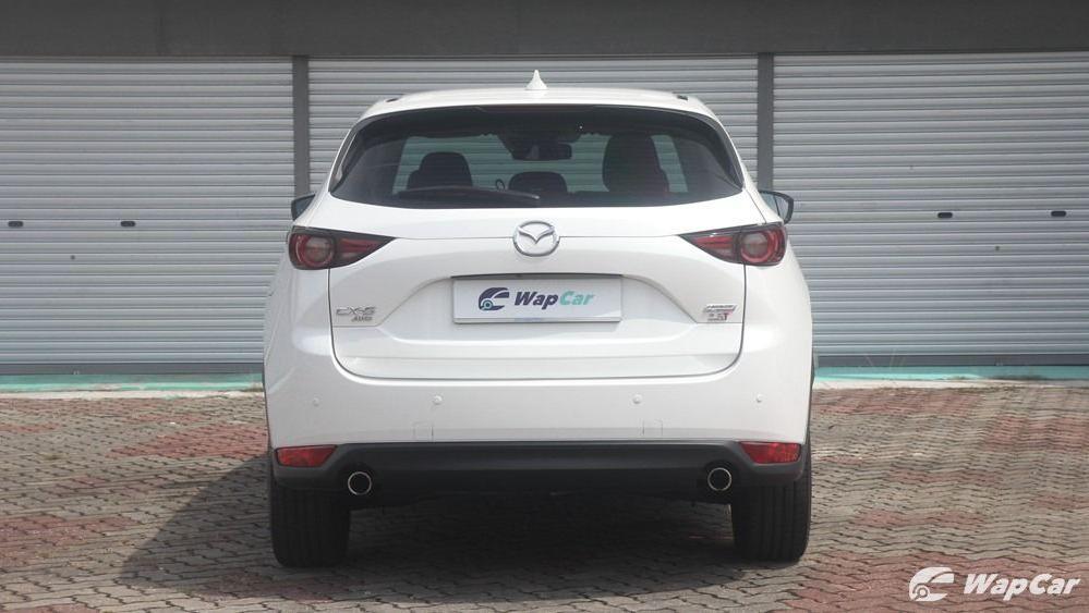 2019 Mazda CX-5 2.5L TURBO Exterior 042