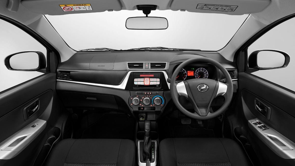 2020 Perodua Bezza 1.0 G (M) Interior 040