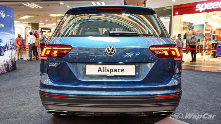 2020 Volkswagen Tiguan Allspace 2.0TSI R-Line Exterior 003