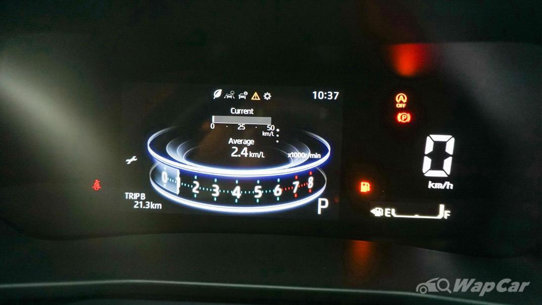 2021 Perodua Ativa 1.0L Turbo AV Interior 021