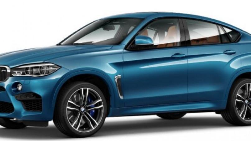 BMW X6 M (2019) Others 005