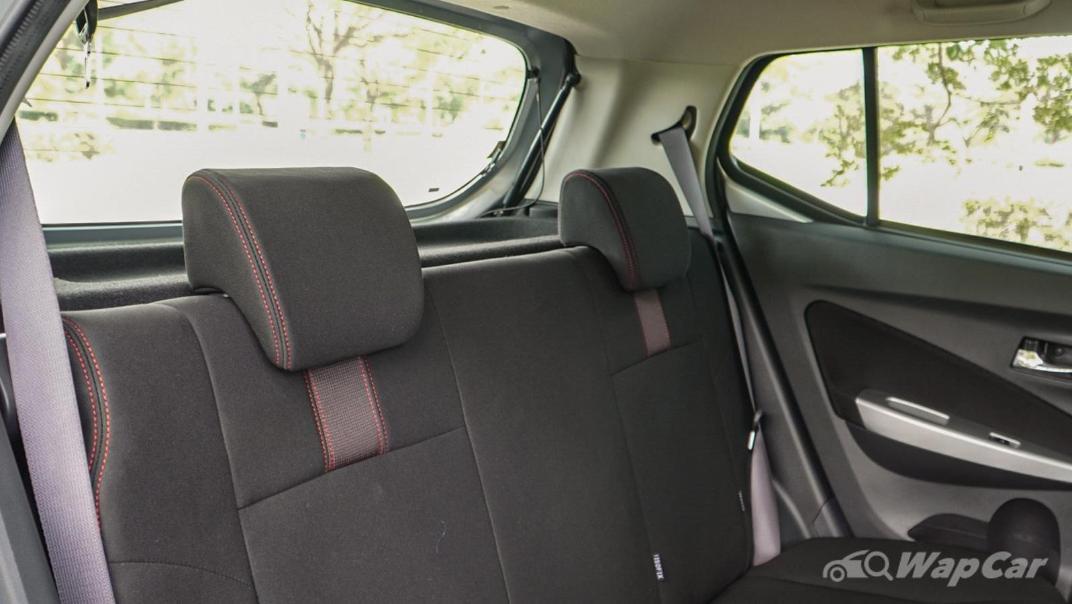 2019 Perodua Axia AV 1.0 AT Interior 087