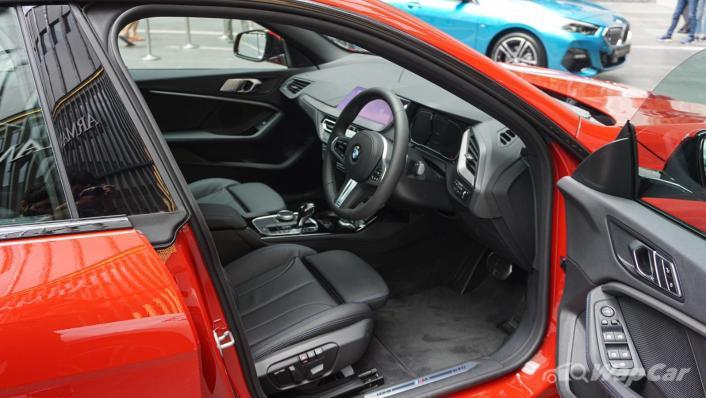 2020 BMW 2 Series 218i Gran Coupe Interior 008