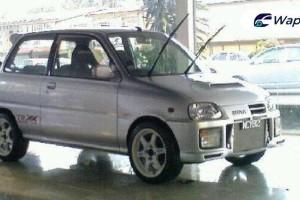 Barang Rare: Daihatsu Mira untuk dijual. Original bukan Perodua Kancil yang diubahsuai!