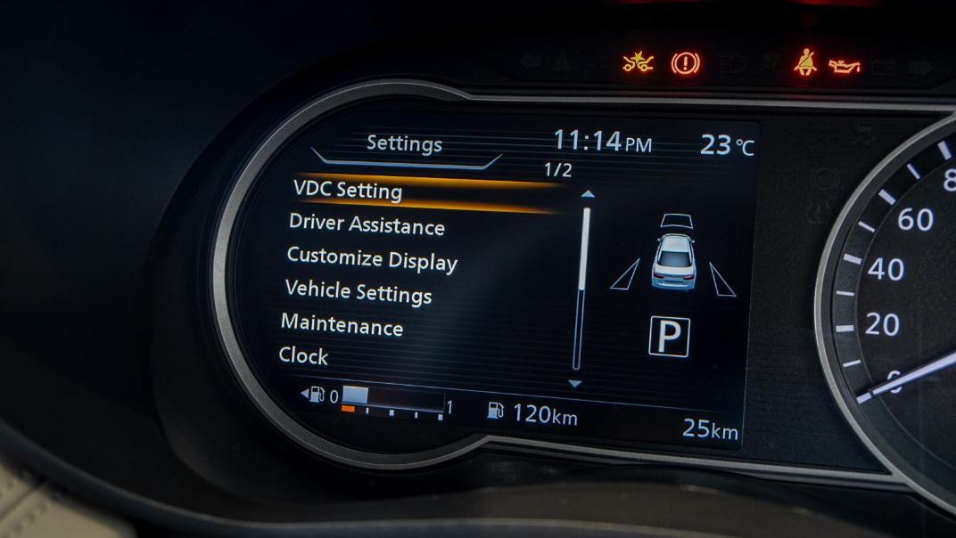 2020 Nissan Almera 1.0L VLT Interior 068