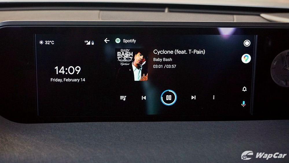 2020 Lexus UX 200 Luxury Interior 018
