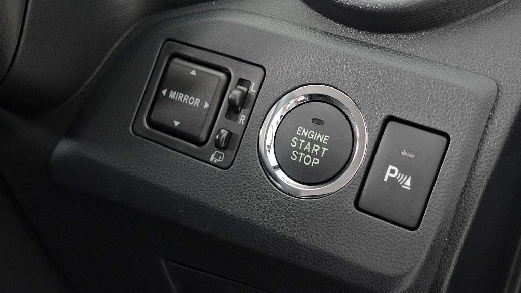 2018 Perodua Axia SE 1.0 AT Interior 024