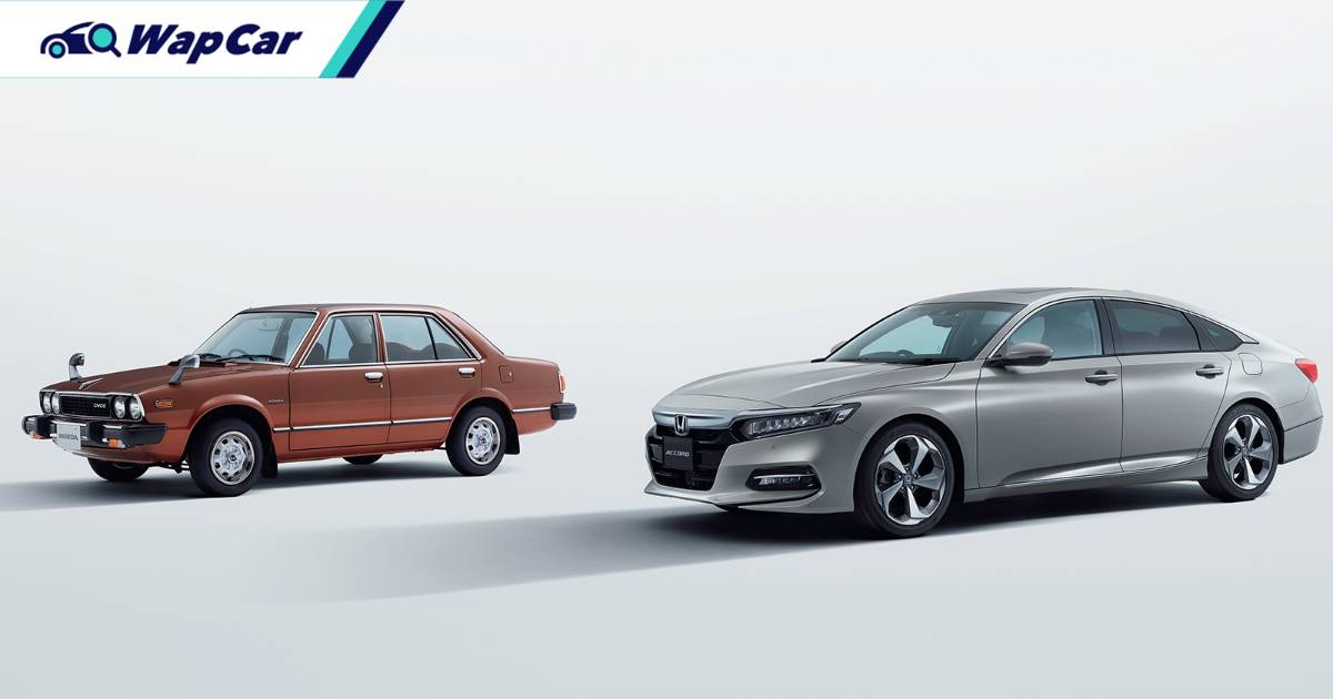 45 years and 10 generations later, we pick the best Honda Accord 01