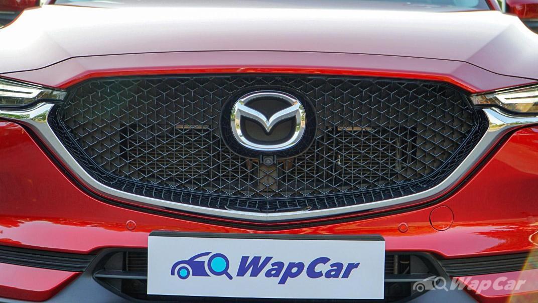 2019 Mazda CX-5 2.0L High SKYACTIV-G Exterior 010