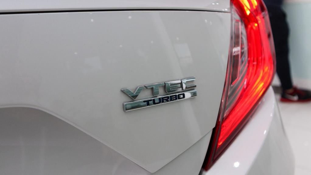 2018 Honda Civic 1.5TC Premium Exterior 027