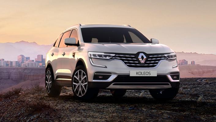 2021 Renault Koleos Exterior 003