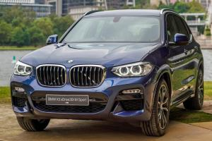 BMW X3 vs Volvo XC60 vs Mercedes-Benz GLC - Which is best?