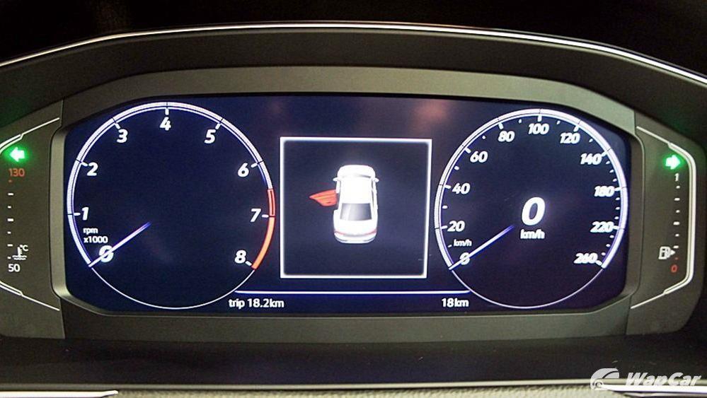 2020 Volkswagen Passat 2.0TSI Elegance Interior 093