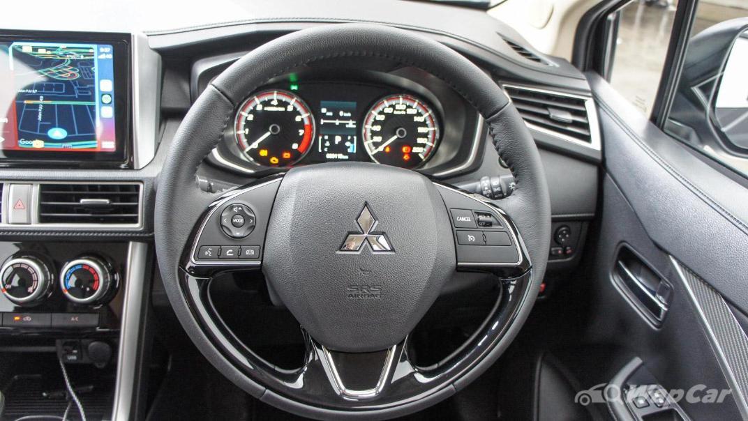 2020 Mitsubishi Xpander 1.5 L Interior 004