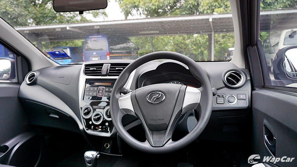 2019 Perodua Axia Style 1.0 AT Interior 003