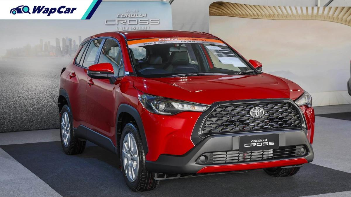 Toyota Corolla Cross is heading to Japan in Q3 2021, to rival Honda HR-V 01