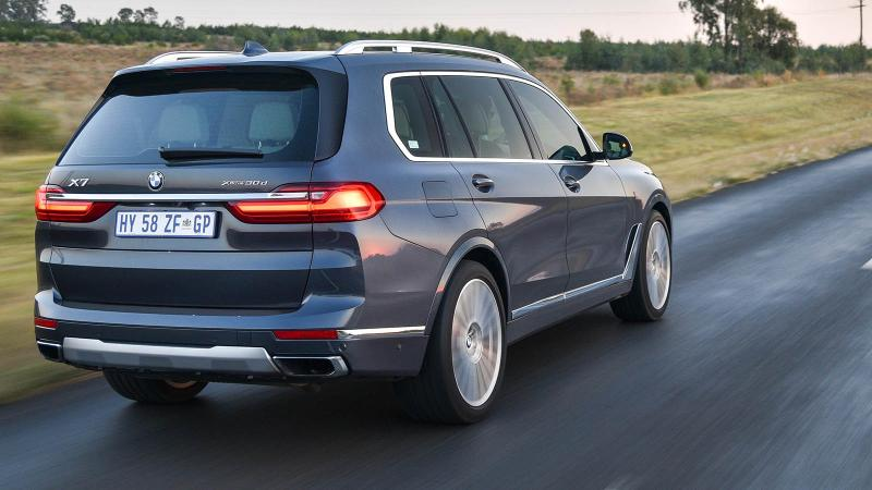 CKD 2021 BMW X7 due for Thailand, Malaysia to follow soon? 02