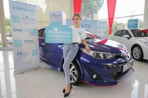 Maintenance, insurance, tyres included, Toyota Kinto One's subscription in Malaysia from RM 1,678/month