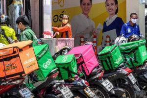 Sekitar 3 daripada 5 penghantar makanan / barang langgar peraturan trafik - MIROS