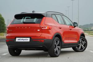Ratings: 2021 Volvo XC40 T5 Recharge hybrid in Malaysia - Short but enough electric fun