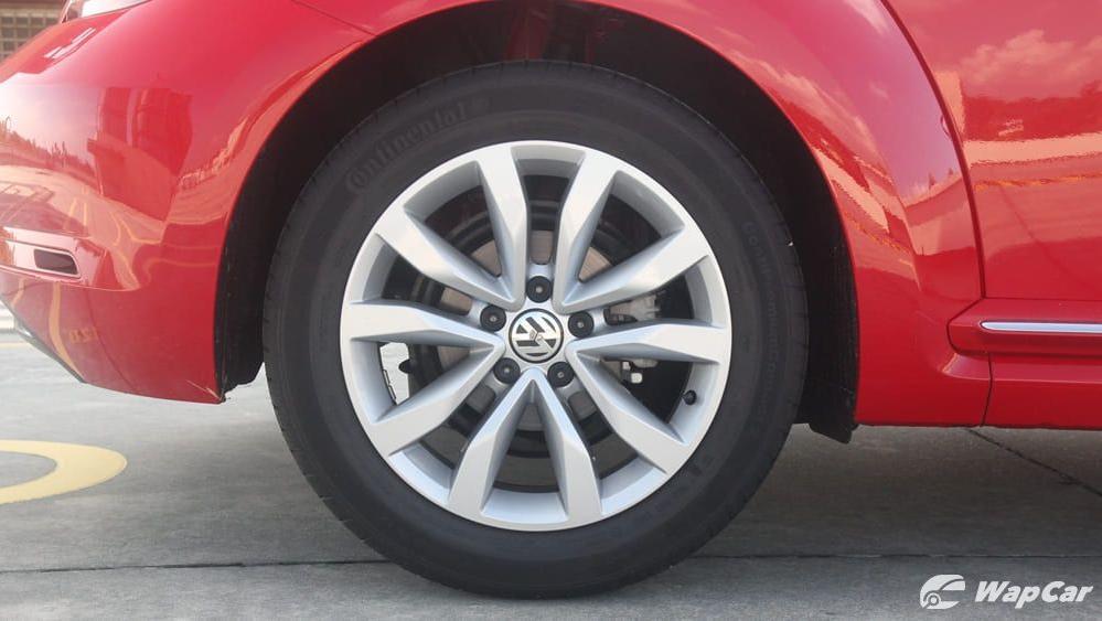 2018 Volkswagen Beetle 1.2 TSI Sport Exterior 027