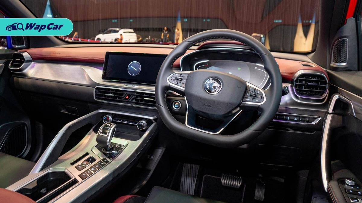 2020 Proton X50 has 2 turbo engines – one direct injection, one port, what's the difference? 01