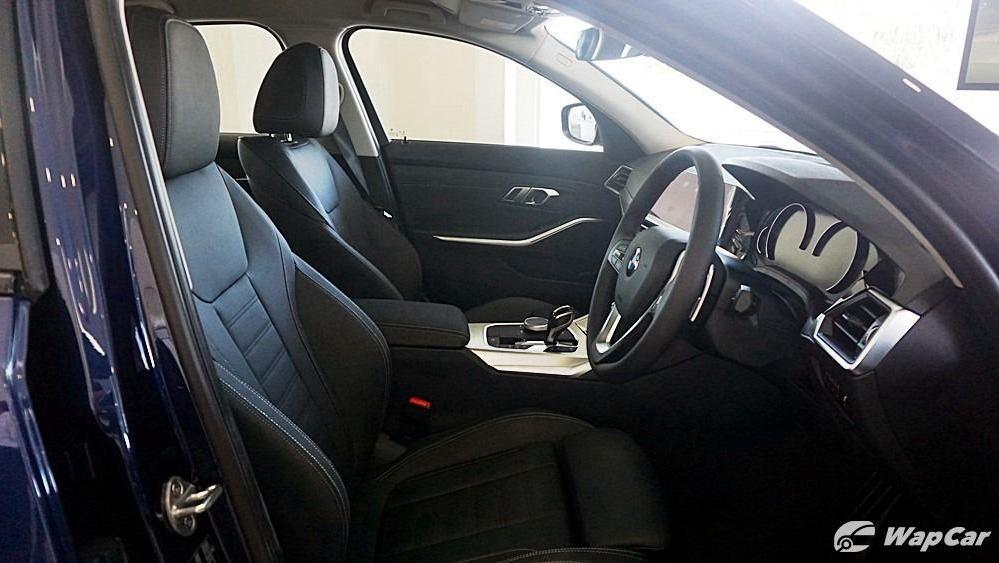 2020 BMW 3 Series 320i Sport Interior 125