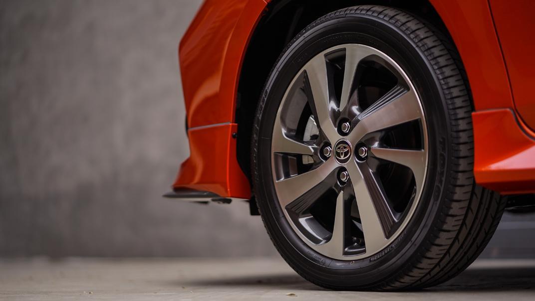 2021 Toyota Vios 1.5E Exterior 018