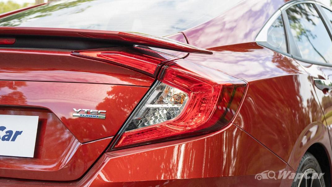 2020 Honda Civic 1.5 TC Premium Exterior 019