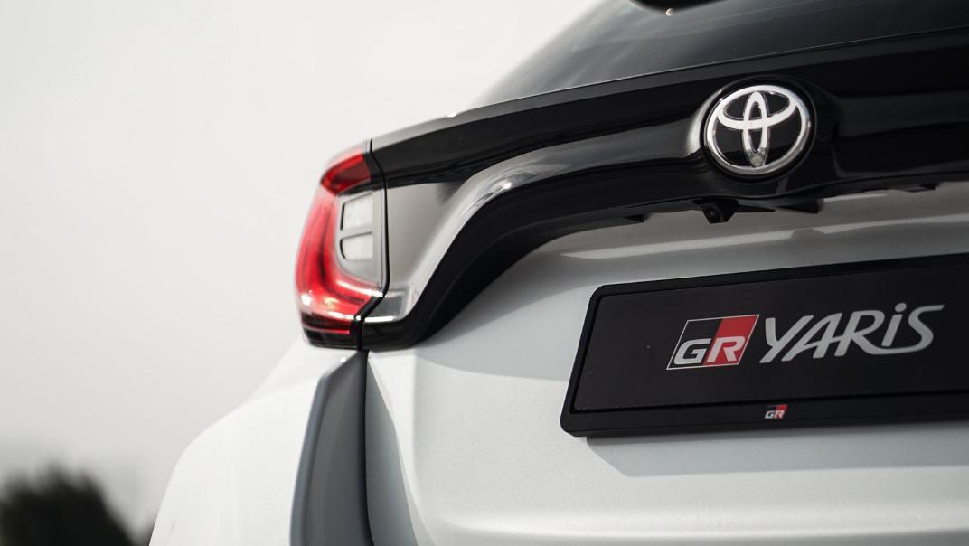 2021 Toyota GR Yaris Exterior 049