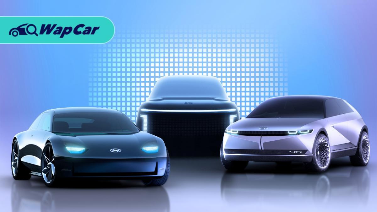 Hyundai establishes Ioniq as a dedicated EV brand; first new car to come by 2021 01