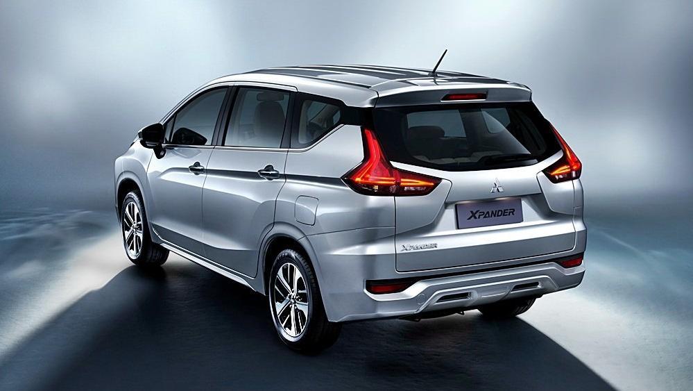 2020 Mitsubishi Xpander Upcoming Version Exterior 033