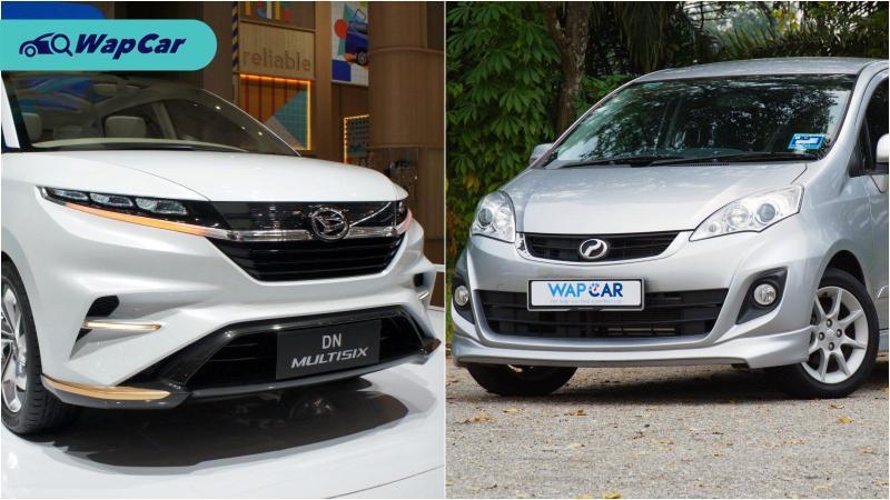Adakah Perodua Alza DNGA generasi kedua akan diperkenalkan pada 2021? 01