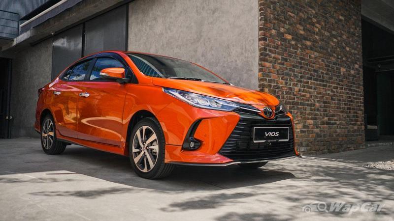 Toyota Vios facelift 2021 ini pilihan bayaran bulanan terbaik, serendah RM 538? 02