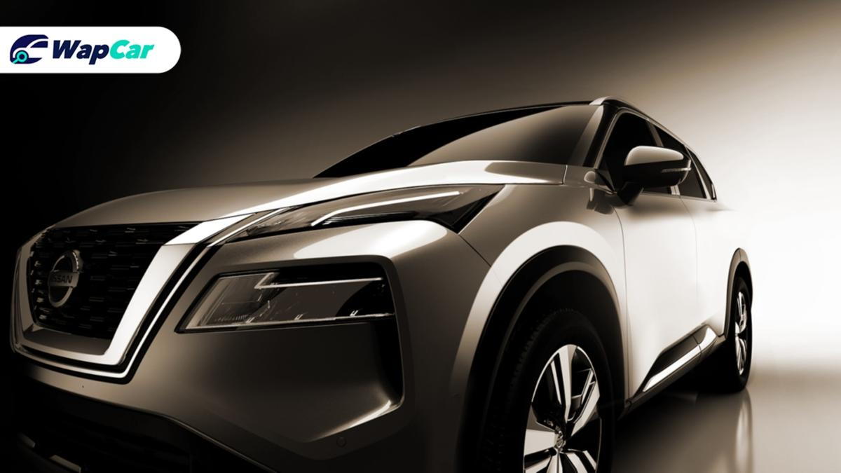Here's a first look at the all-new 2021 Nissan X-Trail 01