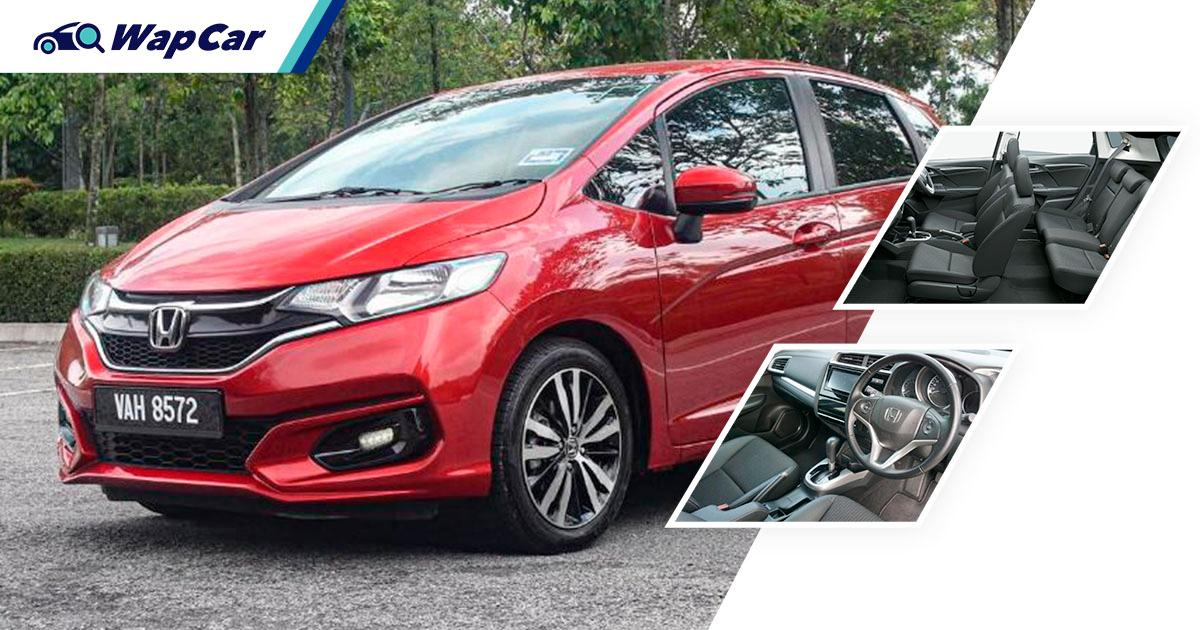 Used 6-year old Honda Jazz (GK) for the price of a Myvi - how much to fix? 01