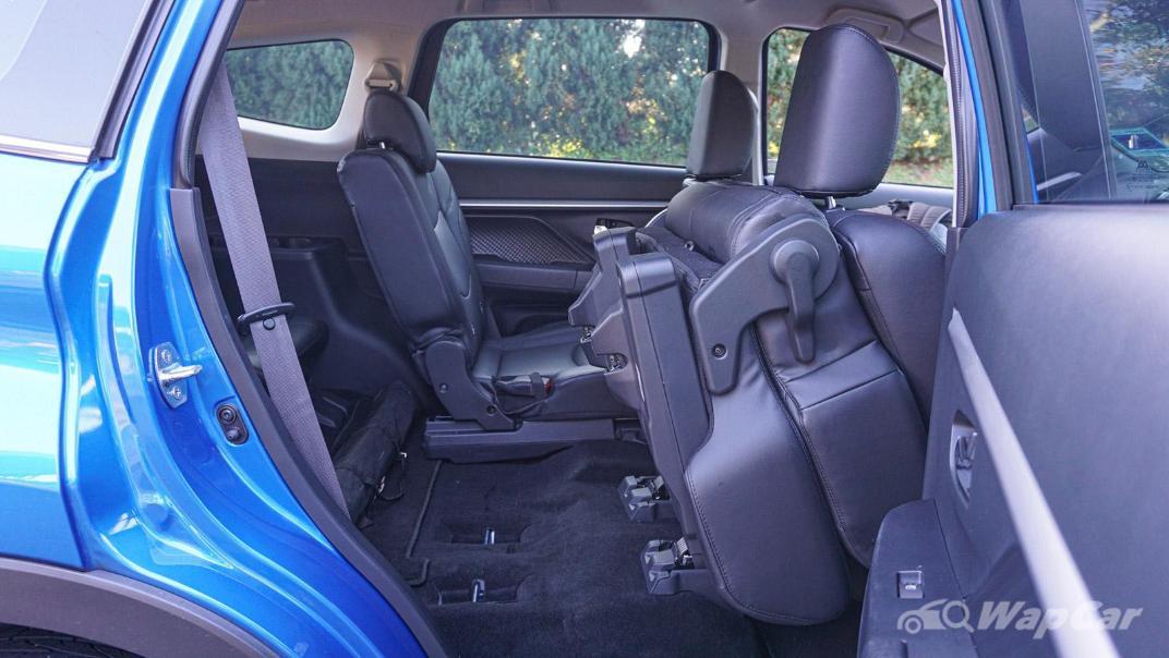 2019 Perodua Aruz 1.5 AV Interior 035