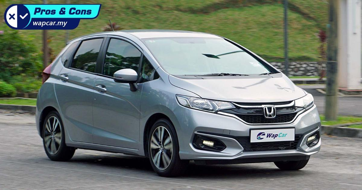 Pros and Cons: Honda Jazz – Still worth buying in 2020? 01