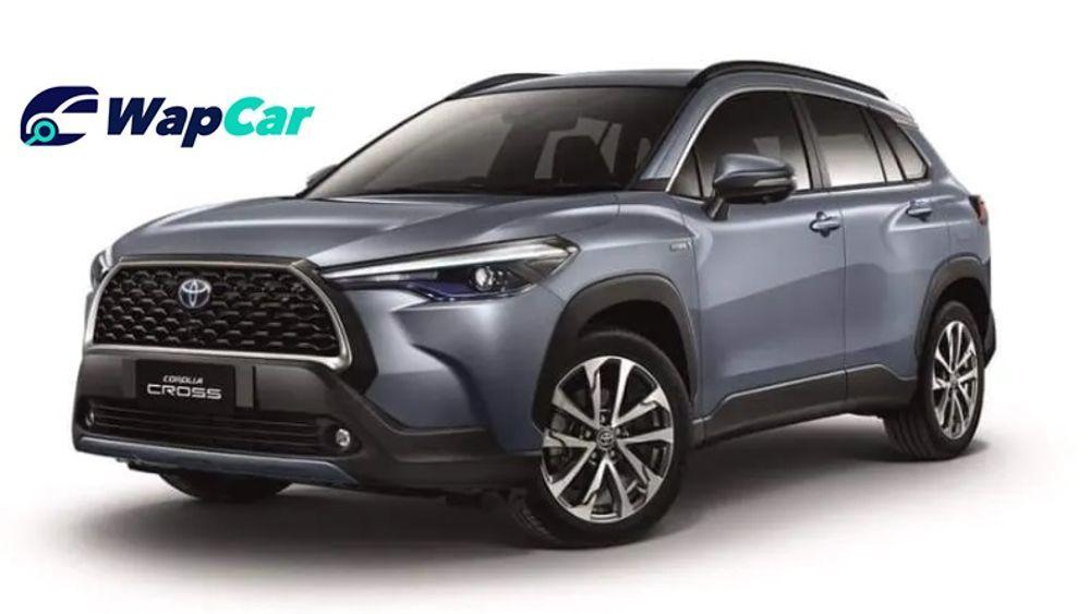 Leaked: 2020 Toyota Corolla Cross 01